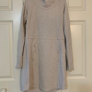 Dresses & Skirts - Athleta sweatshirt dress